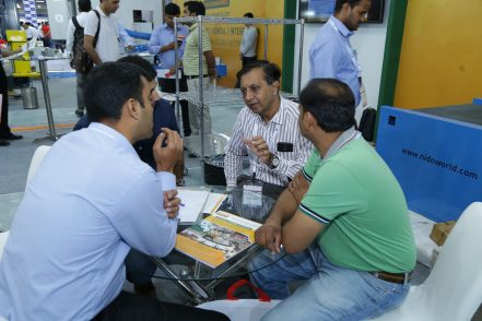 India Warehousing Show 2020 - Logistics & Supply chain