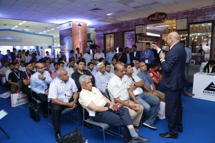 India Warehousing Show 2020 - Logistics & Supply chain exhibition